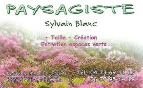 Sylvain Blanc