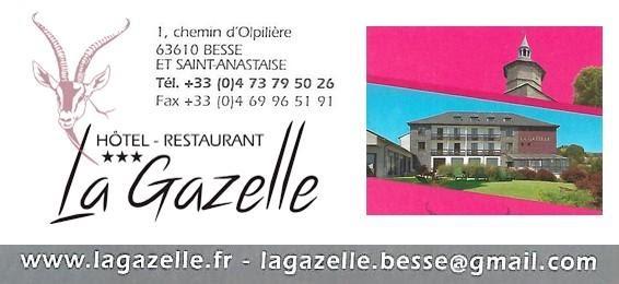 Hotel Restaurant La Gazelle